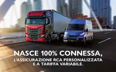 RCA 100% CONNESSA, PERSONALIZZATA E A TARIFFA VARIABILE