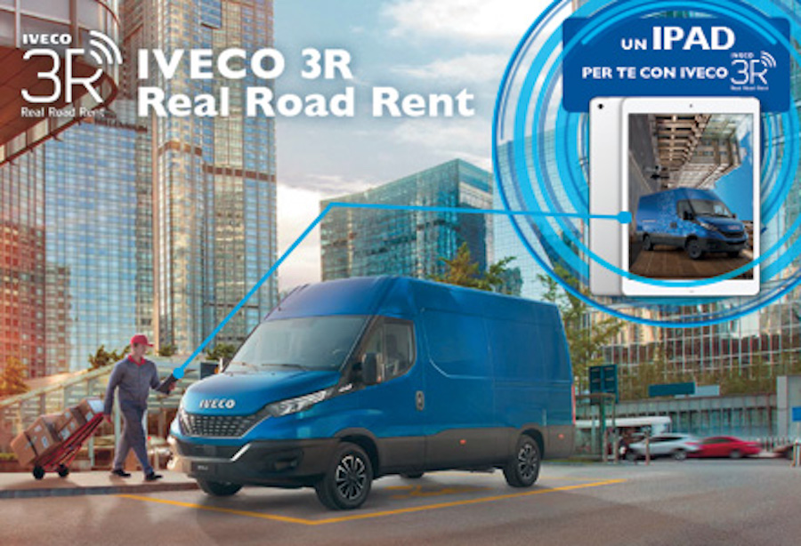 IVECO 3 R – REAL ROAD RENT